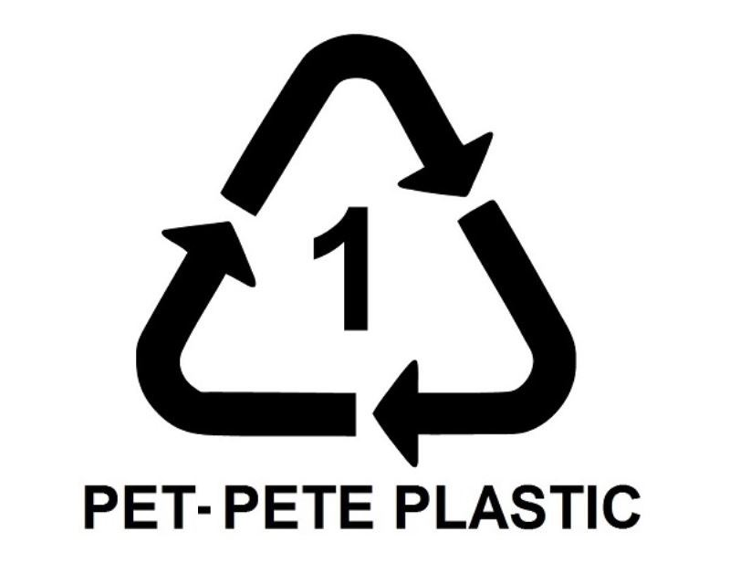 How to Recycle PET / PETE 1 - Water and Soft Drink Bottles