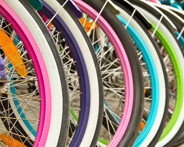 How to Recycle Bicycle Tyres and Tubes
