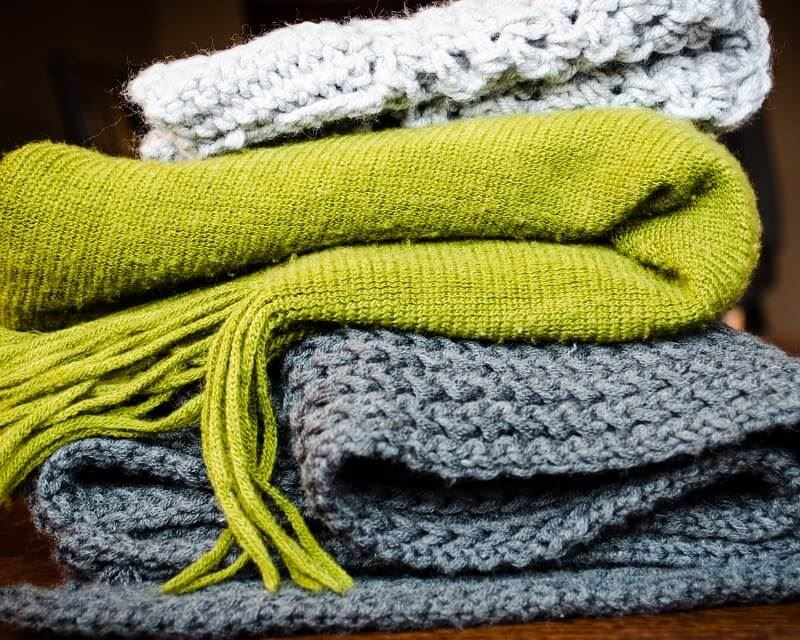 How to Recycle Blankets