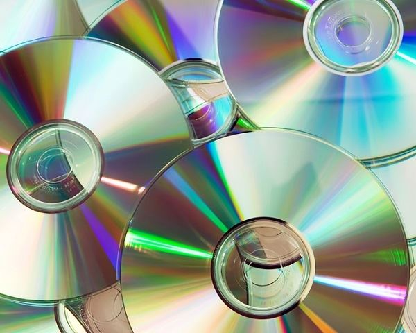 Gaming DVDs