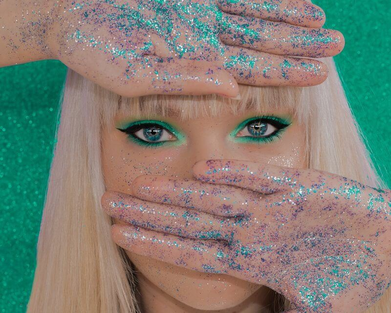Microplastics Study confirms why Glitter is not so gorgeous