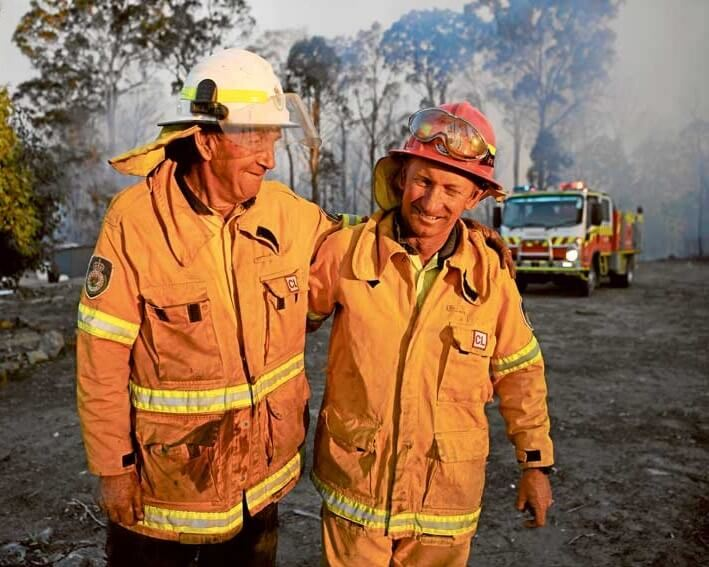 Aussies Supporting Bushfires