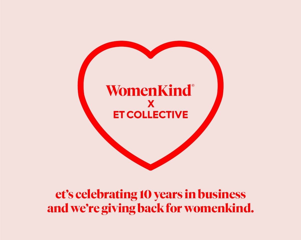 ET Collective are giving back. And it could be to you