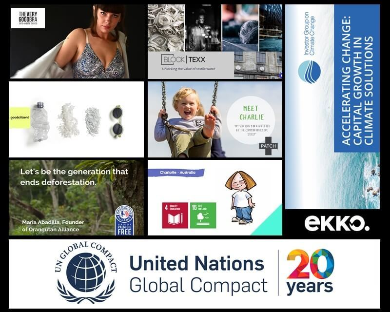 United Nations Global Compact Sept 2020