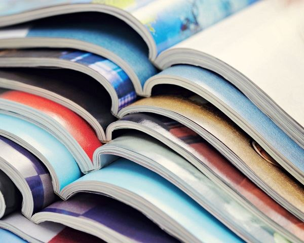 How To Recycle Magazines