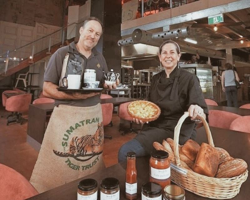 Swan Valley Gourmet Cafe Proves You can be Completely Sustainable